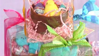 DIY Chocolate Easter Bowl