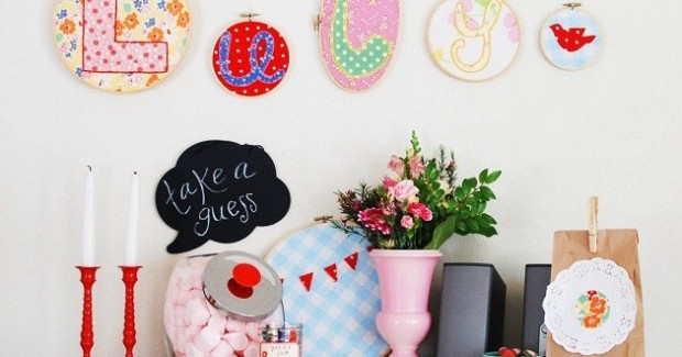 A Sewing Themed Baby Shower {guest feature}