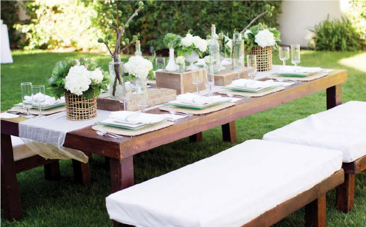 Chic Design For Casual Entertaining {Guest Feature}