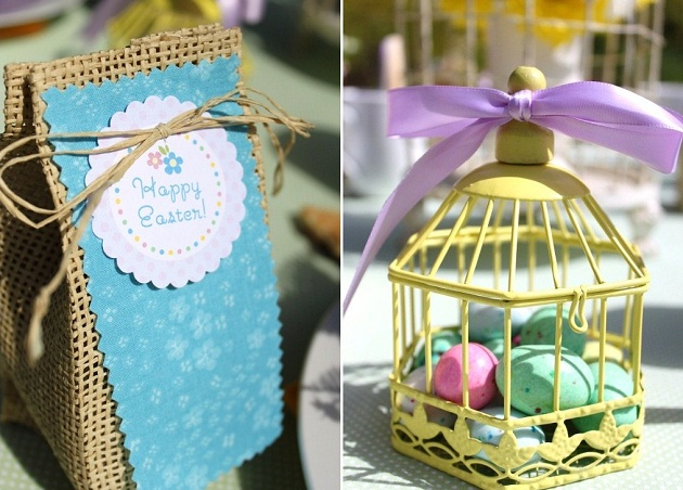 Sassy sites easter teacherneighbor gifts what a great idea for your childs teacher i love this little birdcage filled with candy from celebrations at home negle Choice Image