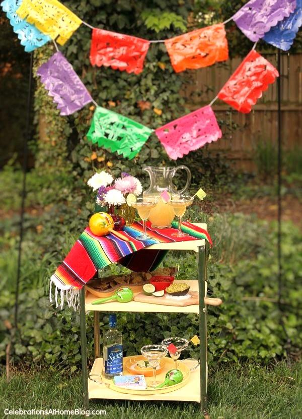 stylish cinco de mayo fiesta party
