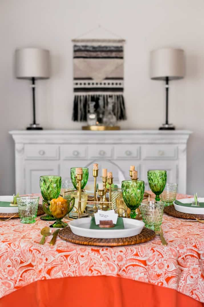 easy ideas for casual entertaining