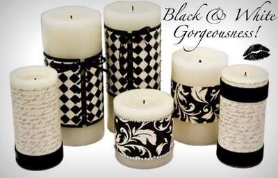 Candle Wraps