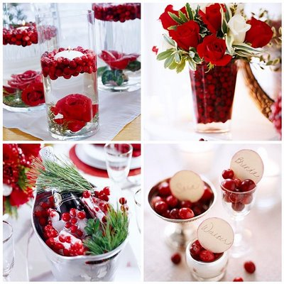 Crazy For Cranberries Celebrations At Home