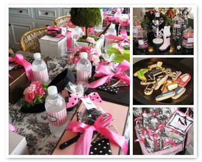 A Perfect Pair Bridal Shower