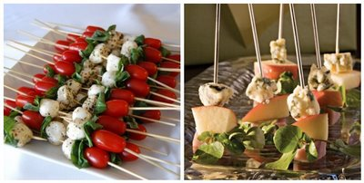 Now Serving Skewers!