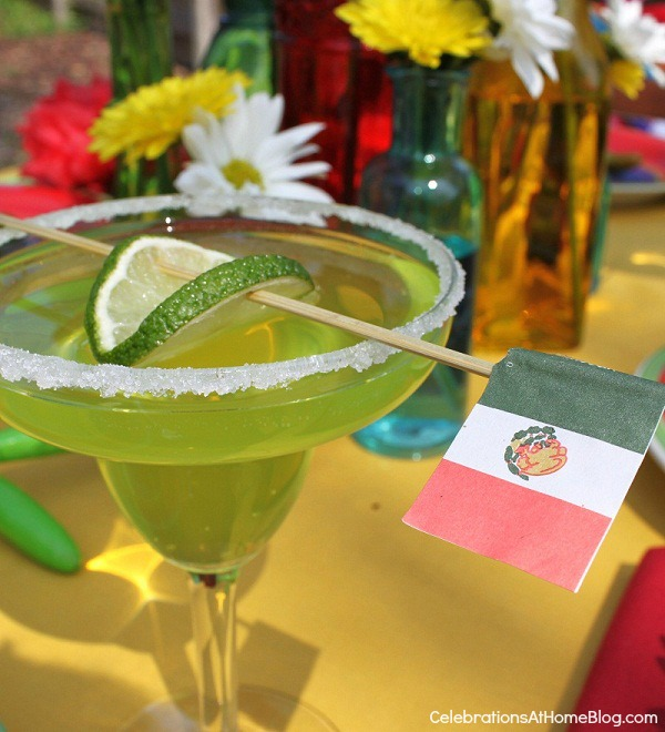 Make this beer margarita for easy entertaining. We love to take this to the beach and sip in the sun.