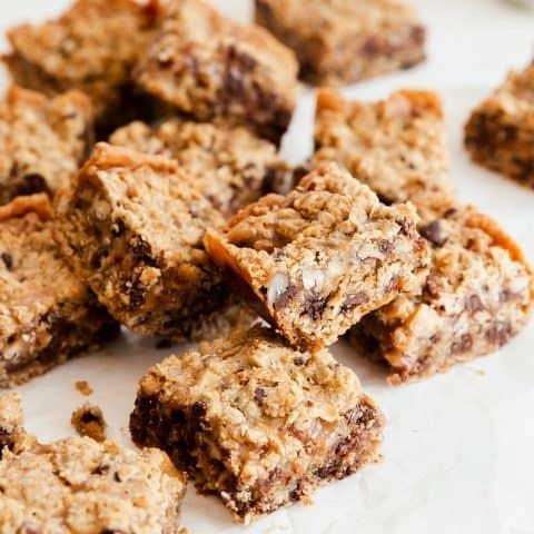 oatmeal chocolate chip bars recipe