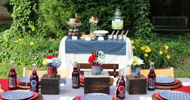 Backyard BBQ Party + FREE Printables