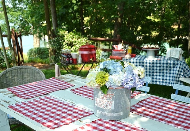 """""""The Great Outdoors"""" Birthday Party {guest feature}"""