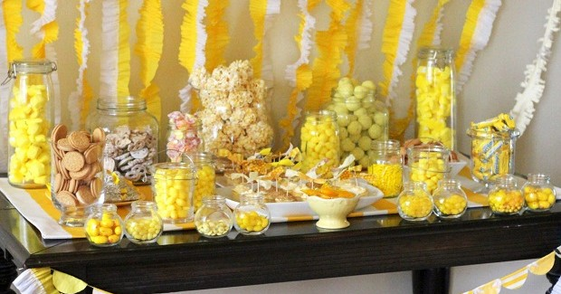 Hello Yellow Birthday Party {guest feature}