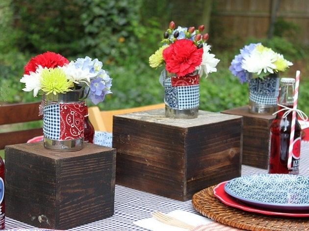 Backyard Western Party Ideas : Backyard BBQ Inspiration {Part 1} ? Tabletop & Buffet + FREE