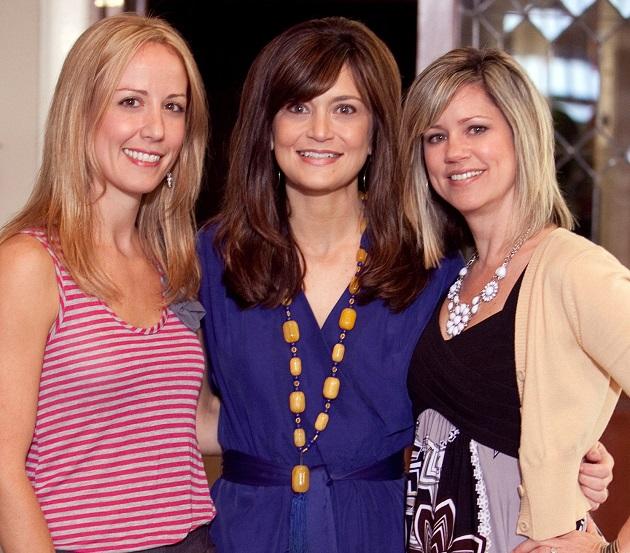 Jen, Amy & Chris