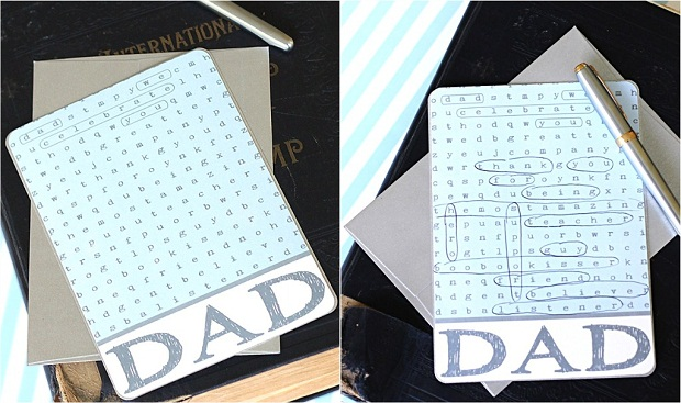 Last Minute Father's Day Printables
