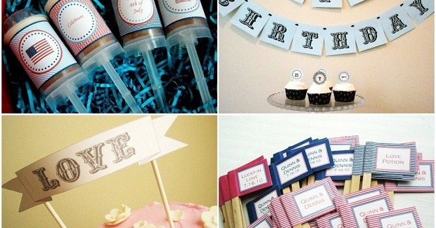 Fun Favors And Party Details