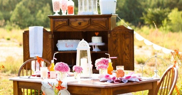 "I've Got A ""Crush"" On You – Bridal Shower {Vendor Challenge}"