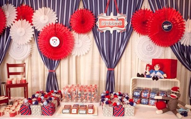 Vintage Toy Baby Shower Operation Shower Celebrations