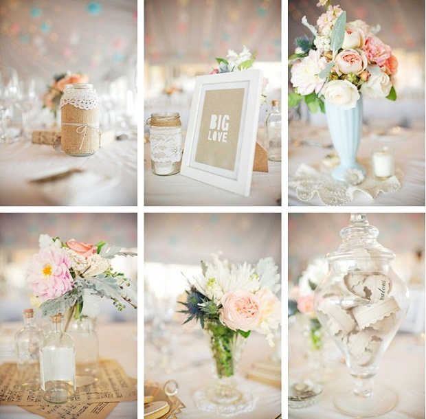 Shabby Chic Table Decorations Wedding Images Decoration Ideas Gallery