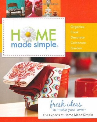 "Share Your Homemade Project With Us & Enter To Win The Book ""Home Made Simple"""