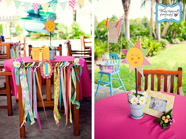 You Are My Sunshine Birthday Brunch guest feature Celebrations