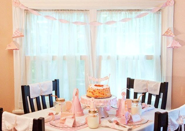 Classic Gingham Birthday Party {Vendor Challenge}