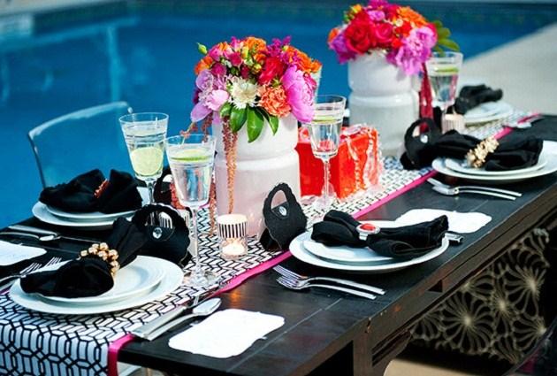 glam girls night vendor challenge celebrations at home