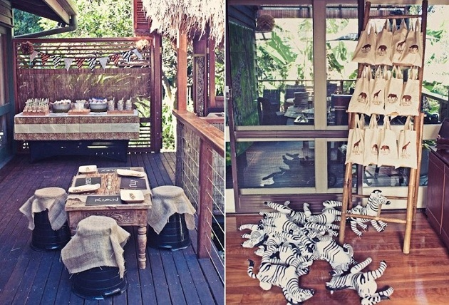 safari themed party games for adults