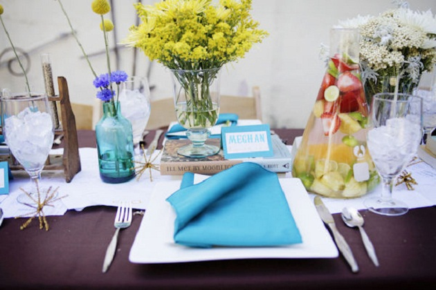 Perfect Chemistry Bridal Shower