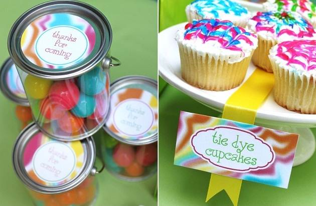 Host A Tie Dye Party Celebrations At Home