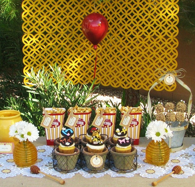 Diy Winnie The Pooh Party Decorations