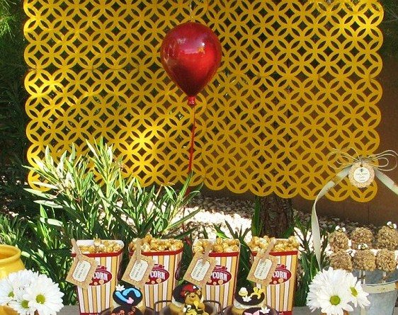 Winnie The Pooh Party {guest feature}