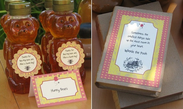 Winnie The Pooh Party Guest Feature Celebrations At Home