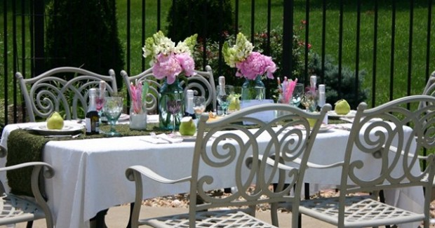 Shabby Chic Party {guest feature}