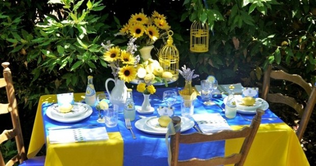 Summer In Provence Luncheon {Vendor Challenge}