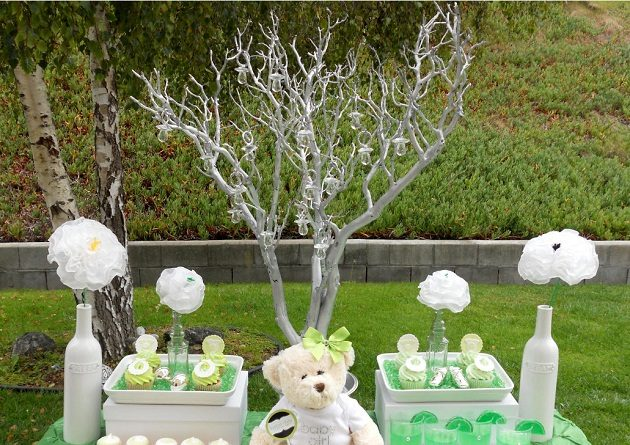 Lime Inspired Baby Shower {Vendor Challenge}