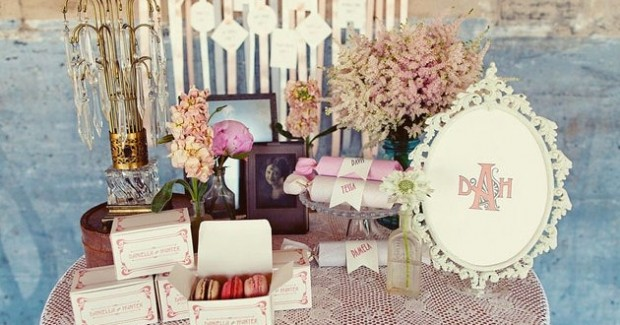 Inspiration In Pastels & Vintage {Photo Shoot}