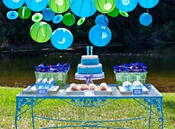 Wet & Wild Water Party {guest feature}