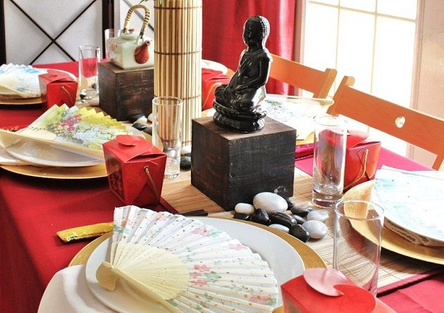 How To Host An Asian Themed Dinner Party
