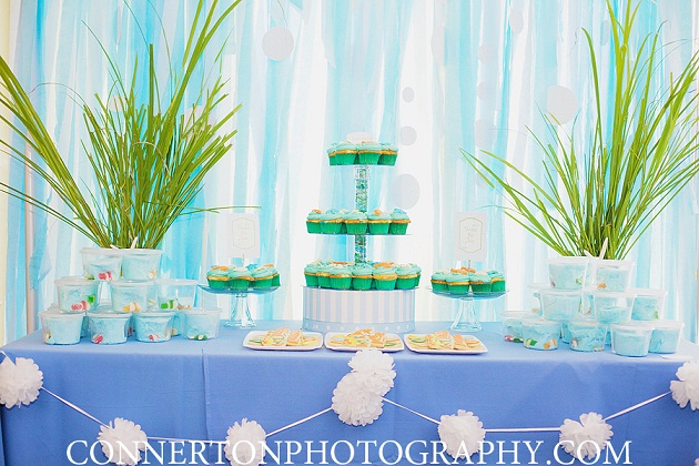 Baby Shower Favors Under The Sea ~ Under the sea baby shower cupcakes photo under sea baby