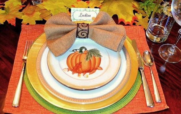Autumn Harvest Luncheon Vendor Challenge Celebrations
