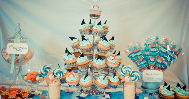 Shark Party With DIY Tips {guest feature}