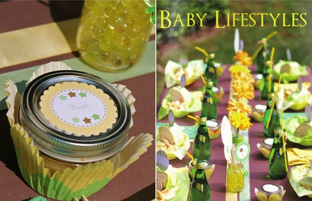 Backyard Baby Shower For Baby Lifestyles Magazine Celebrations