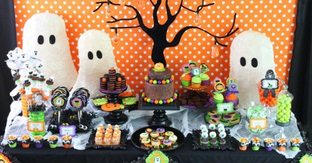 Host A Bright Child Friendly Halloween Party