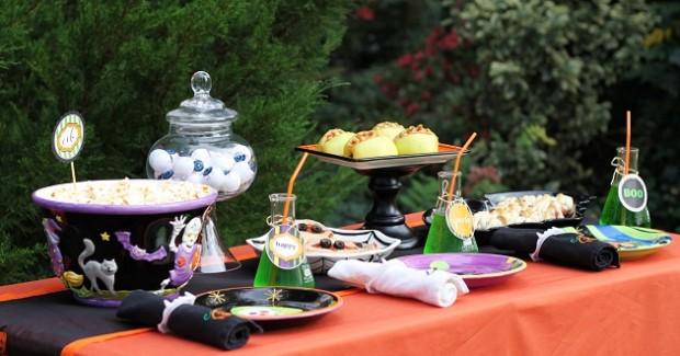 Halloween Themed Food & Party Ideas