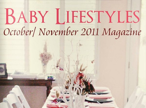 Featured In Baby Lifestyles Magazine