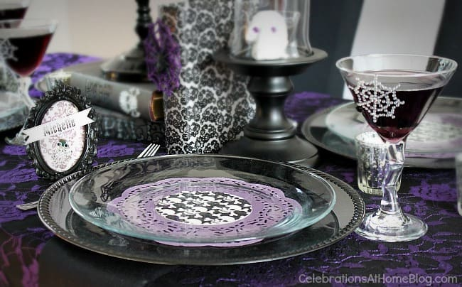 Halloween Gothic-Glam Ladies Night - Celebrations at Home