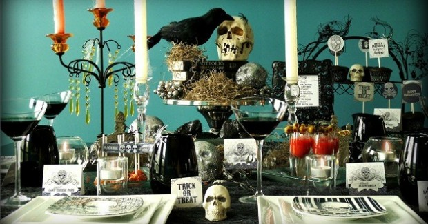 Wicked Halloween Dinner Party