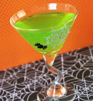 """Green Goblin"" Punch Recipe"