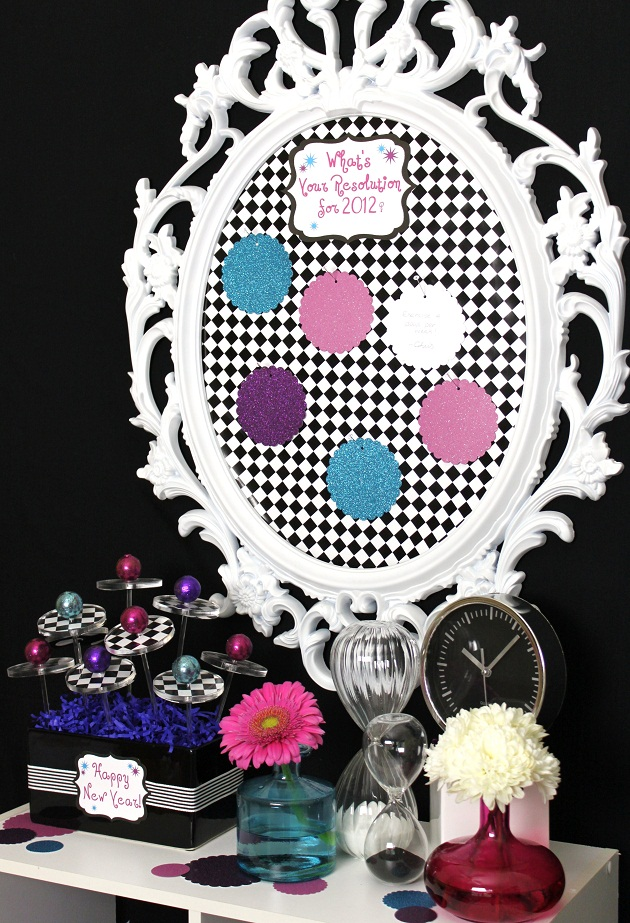 Ideas for stay at home new years party photograph spen - New years eve party at home ...