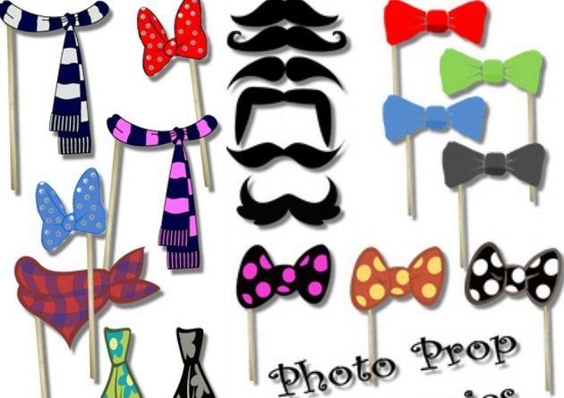 FREE Photo Prop Downloads